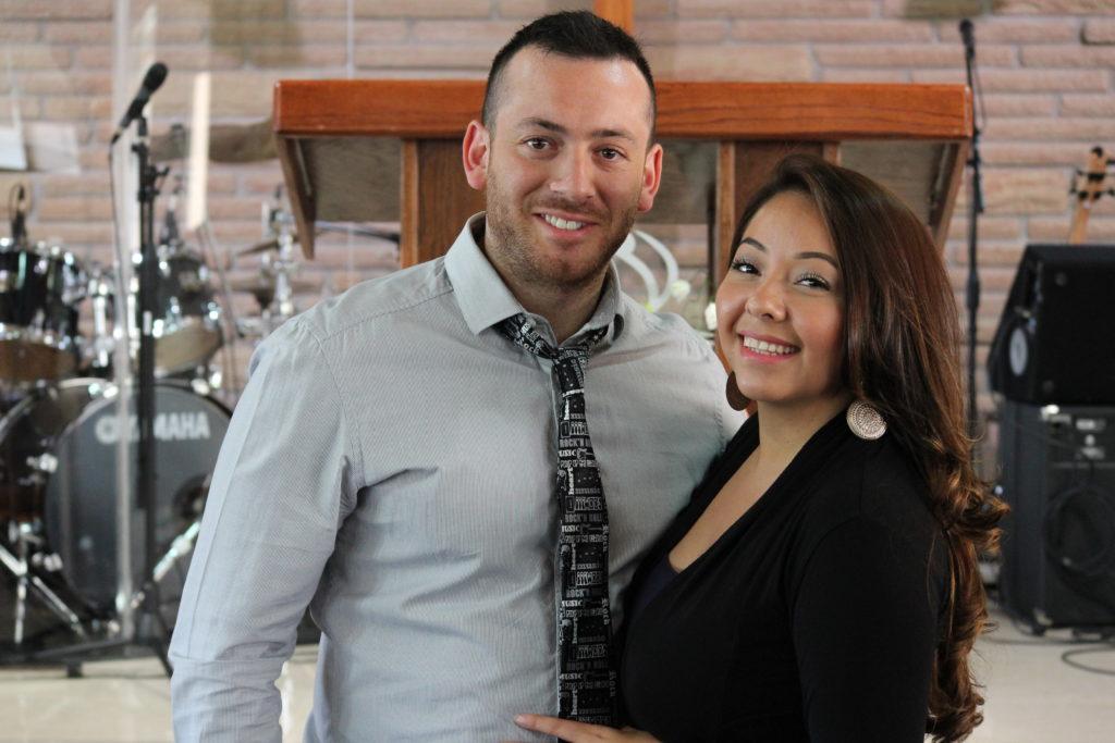 Bryan y Claribel Ortiz
